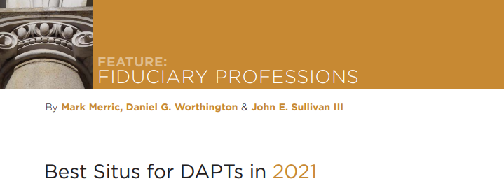 Best Situs for DAPTs in 2021